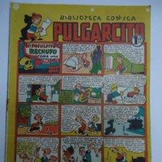 Tebeos: BIBLIOTECA COMICA. PULGARCITO. Nº 71. HIPOSULFITO RECHUFO TOMA UNA DECISION -BRUGUERA EN BUEN ESTAD. Lote 240866570