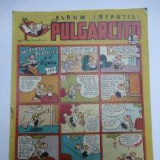 Tebeos: ALBUM INFANTIL PULGARCITO. Nº 63. ALCAYATO REBOLLEZ Y EL TAPON -BRUGUERA EN BUEN ESTADO. Lote 240880660