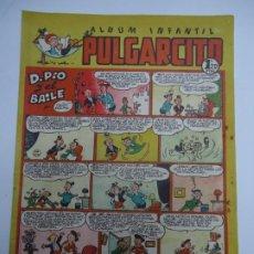 Tebeos: ALBUM INFANTIL. PULGARCITO. Nº 157. D.PIO Y EL BAILE -BRUGUERA EN BUEN ESTADO. Lote 240881425