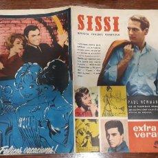 Livros de Banda Desenhada: SISSI BRUGUERA EXTRA VERANO 1961. Lote 240910430