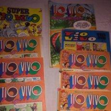 Livros de Banda Desenhada: ANTIGUOS COMICS TIO VIVO,SUPER TIO VIVO,TIO VIVO EXTRA PRIMAVERA.EDITORIAL BRUGUERA.BUEN ESTADO. Lote 240999675