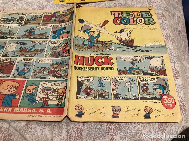 TELE COLOR Nº47 - 2 DE DICIEMBRE 1963- BRUGUERA (Tebeos y Comics - Bruguera - Tele Color)