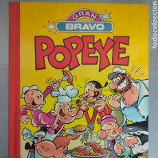 Tebeos: GRAN BRAVO POPEYE BRUGUERA N°1 1982. Lote 241105420