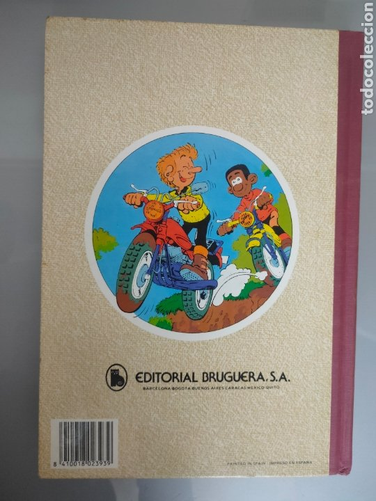 Tebeos: SUPER HUMOR BENITO BONIATO N°2 1985 BRUGUERA 1°EDICION - Foto 2 - 265394604