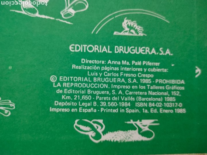 Tebeos: SUPER HUMOR BENITO BONIATO N°2 1985 BRUGUERA 1°EDICION - Foto 7 - 265394604
