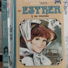 Tebeos: ESTHER Y SU MUNDO BRUGUERA 1982 TOMO AZUL N.º 4. Lote 241134245