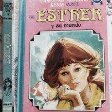 Tebeos: ESTHER Y SU MUNDO BRUGUERA 1981 TOMO AZUL N.º 3. Lote 241135320