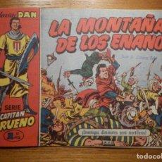 Tebeos: COMIC - EL CAPITAN TRUENO NÚMERO, Nº 14 - ¡ LA MONTAÑA DE LOS ENANOS ! - BRUGUERA 1957 - ORIGINAL -. Lote 241149050