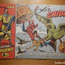 Tebeos: COMIC - EL CAPITAN TRUENO NÚMERO, Nº 15 - ¡ LA CAIDA ! - BRUGUERA 1957 - ORIGINAL -. Lote 241149070