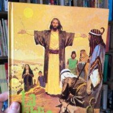 Giornalini: CÓMIC LA BIBLIA ILUSTRADA A TODO COLOR - BRUGUERA. Lote 241164985