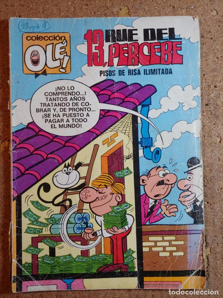 COMIC DE OLE 13 RUE DEL OPERCEBE EN PISOS DE RISA ILIMITADA DEL AÑO 1982 Nº 58 (Tebeos y Comics - Bruguera - Ole)