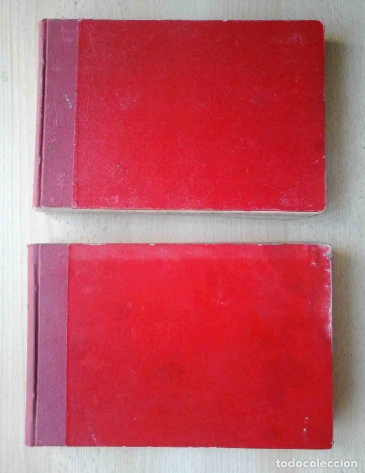 Tebeos: El Cosaco Verde Original Bruguera 1960. Encuadernado en 2 tomos. Nº 1 al 100 . Perfecto. - Foto 5 - 241328945