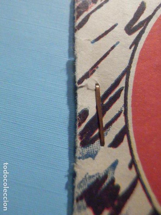 Tebeos: COMIC - EL CAPITAN TRUENO NÚMERO, Nº 69 - ¡ La Historia de Sigrid !, BRUGUERA 1958, ORIGINAL - Foto 3 - 241380000