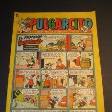 Tebeos: PULGARCITO (1946, BRUGUERA) 1658 · 11-II-1963 · PULGARCITO. Lote 241520305