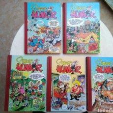 Livros de Banda Desenhada: LOTE DE 5 TOMOS SÚPER HUMOR ( NÚMEROS 11,14,60,64,65 ). Lote 241547860