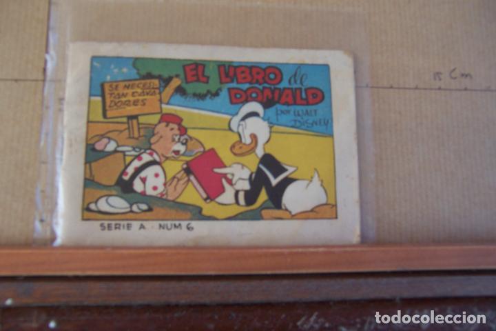 Tebeos: bruguera,- Walt Disney, serie A nº 1-4-6-7-8-X3 - Foto 5 - 241660275
