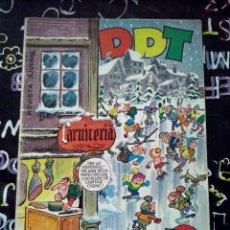 Livros de Banda Desenhada: BRUGUERA - DDT ALMANAQUE PARA 1969 .68 PAGINAS ( 15 PTS.). Lote 241886890