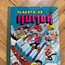 Livros de Banda Desenhada: SUPER HUMOR XXXI - 1ª EDICIÓN 1980. Lote 241890850