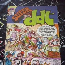 Livros de Banda Desenhada: BRUGUERA - SUPER DDT NUM. 41 ( 30 PTS.) . MUY NUEVO. Lote 242063140