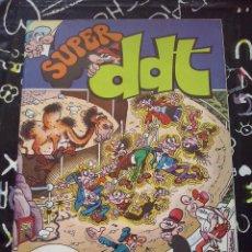 Livros de Banda Desenhada: BRUGUERA - SUPER DDT NUM. 42 ( 30 PTS.) . MUY NUEVO. Lote 242063580