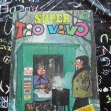 Livros de Banda Desenhada: BRUGUERA - SUPER TIO VIVO NUM. 135 ULTIMO. Lote 242266055