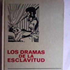 Tebeos: HISTORIAS SELECCIÓN-BRUGUERA-EMILIO SALGARI- Nº 8 -LOS DRAMAS DE LA ESCLAVITUD-1972-ÁNGEL PARDO-4316. Lote 242307670