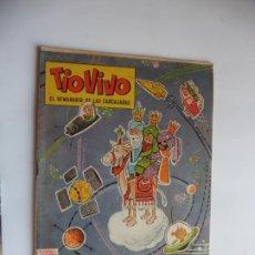 Tebeos: TIO VIVO EXTRA DE NAVIDAD 1962 BRUGUERA ORIGINAL. Lote 242833440