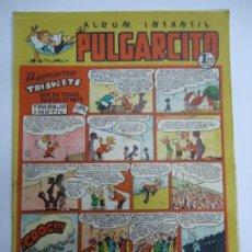 Tebeos: ALBUM INFANTIL PULGARCITO Nº 158 - EL REPORTE TRIBULETE EN BUEN ESTADO CORREO CERTIFICADO 5,5€. Lote 242834710