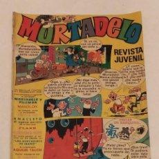 Tebeos: MORTADELO Nº 21 - ED. BRUGUERA - AÑO 1971. Lote 243095405
