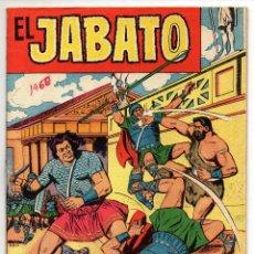 Tebeos: JABATO EXTRA VERANO (BRUGUERA 1960). Lote 243139275
