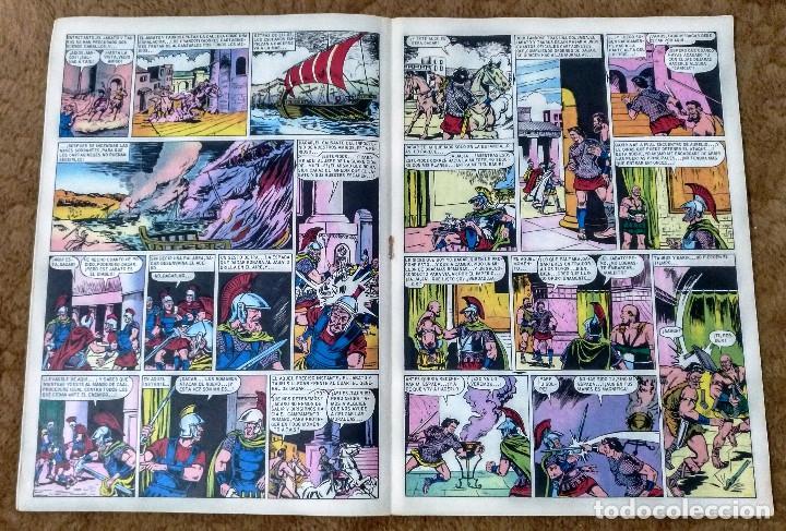 Tebeos: JABATO COLOR nº 11, 12, 13, 14, 16, 18, 25 y 35 (Bruguera 1ª epoca 1970) 8 tebeos. - Foto 3 - 243142735