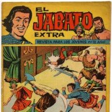 Tebeos: JABATO EXTRA Nº 18 (BRUGUERA 1962). Lote 243145185