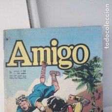 Tebeos: CAPITAN TRUENO FRANCES FRANCIA AMIGO Nº 36 MUY BUEN ESTADO. Lote 243254080
