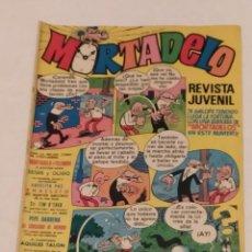 Tebeos: MORTADELO Nº 33 - ED. BRUGUERA - AÑO 1971. Lote 243282100