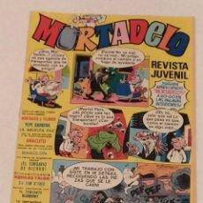 Tebeos: MORTADELO Nº 46 - ED. BRUGUERA - AÑO 1971. Lote 243291745