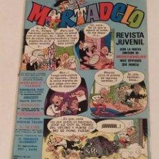 Tebeos: MORTADELO Nº 47 - ED. BRUGUERA - AÑO 1971. Lote 243292530