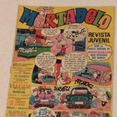 Tebeos: MORTADELO Nº 50 - ED. BRUGUERA - AÑO 1971. Lote 243296235