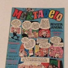 Tebeos: MORTADELO Nº 70 - ED. BRUGUERA - AÑO 1972. Lote 243297535