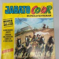 Tebeos: CÓMIC JABATO COLOR. Lote 243335265
