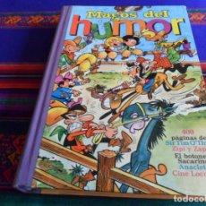 Livros de Banda Desenhada: MAGOS DEL HUMOR XIII 13. BRUGUERA 1973. SIR TIM O'THEO, ANACLETO, CINE LOCURAS. BUEN ESTADO Y RARO.. Lote 243343150