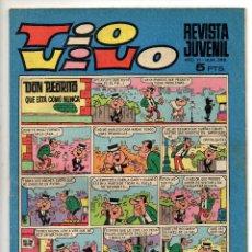 Livros de Banda Desenhada: TIO VIVO Nº 390 (BRUGUERA 1968). Lote 243365460
