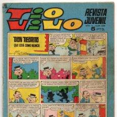 Livros de Banda Desenhada: TIO VIVO Nº 350 (BRUGUERA 1967). Lote 243365750