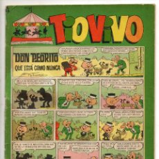 Tebeos: TIO VIVO Nº 301 (BRUGUERA 1966). Lote 243370775