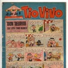 Tebeos: TIO VIVO Nº 242 (BRUGUERA 1965). Lote 243371215