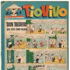 Tebeos: TIO VIVO Nº 191 (BRUGUERA 1964). Lote 243371625