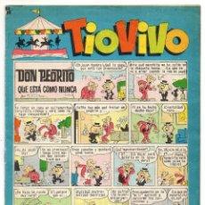 Tebeos: TIO VIVO Nº 190 (BRUGUERA 1964). Lote 243372840