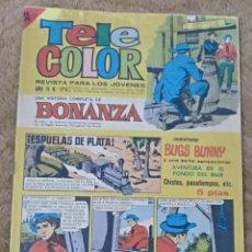 Tebeos: TELE COLOR Nº 175 (BRUGUERA 1966). Lote 243383380