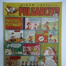 Tebeos: ALBUM INFANTIL. PULGARCITO. Nº 95 HELIODORO HIPOTENUSO VE VISIONES MIDE 24 X 18 CM. EN BUEN ESTADO. Lote 243402985