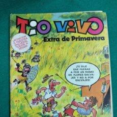 Tebeos: TIO VIVO EXTRA DE PRIMAVERA 1981. Lote 243411570