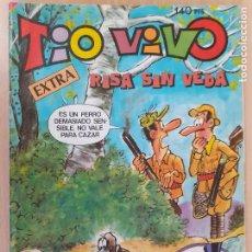 Tebeos: TIO VIVO EXTRA Nº 82. RISA SIN VIDA. BRUGUERA 1985. Lote 243446465
